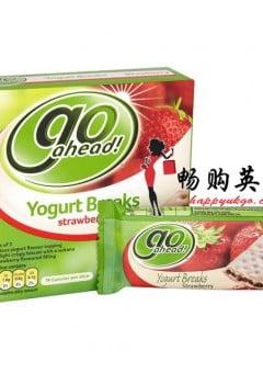 英国代购Go ahead酸奶饼干